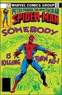 Peter Parker, The Spectacular Spider-Man Vol 1 44