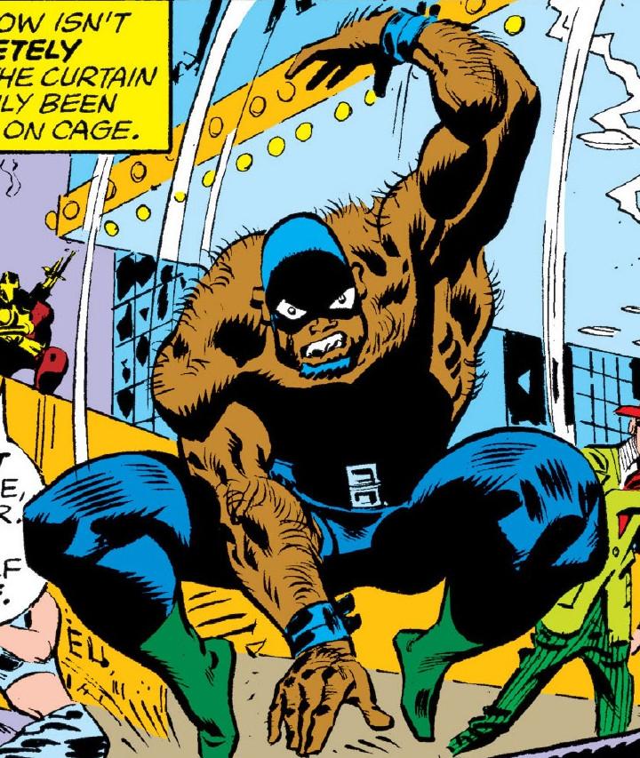 Shadrick Daniels (Earth-616) from Power Man Vol 1 34 001