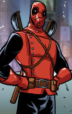 Frederick Wilson (Earth-TRN245) from Deadpool Kills Deadpool Vol 1 1 001