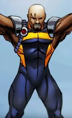Lucas Bishop (Earth-TRN258) from Marvel Heroes (video game) 0001
