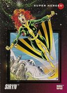 Theresa Cassidy (Earth-616) from Marvel Universe Cards Series III 0001
