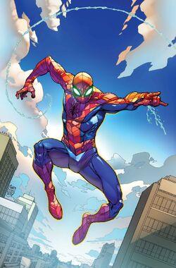 Amazing Spider-Man Vol 4 1.6 Textless