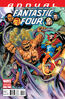 Fantastic Four Annual Vol 1 33 Davis Variant