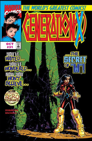 Generation X Vol 1 31