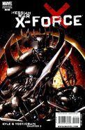 X-Force Vol 3 14 Variant Crain