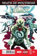 Death of Wolverine The Logan Legacy Vol 1 7