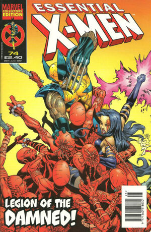 Essential X-Men Vol 1 74