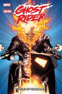 Ghost Rider Cycle of Vengeance Vol 1 1