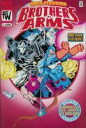 Iron Man Vol 1 317 Brothers in Arms Variant