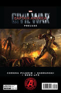 Marvel's Captain America Civil War Prelude Vol 1 2