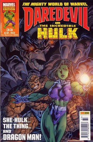 Mighty World of Marvel Vol 3 33