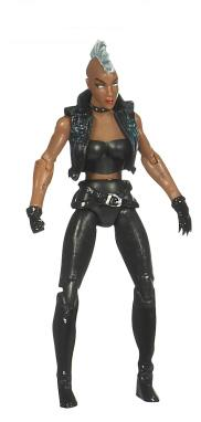 Ororo Munroe (Earth-616) from Marvel Universe (Toys) Comic Packs Series 1 (Secret Wars 25th Anniversary) 0001