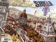 S.H.I.E.L.D. Vol 1 1 Third Printing Variant