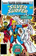 Silver Surfer Annual Vol 1 1
