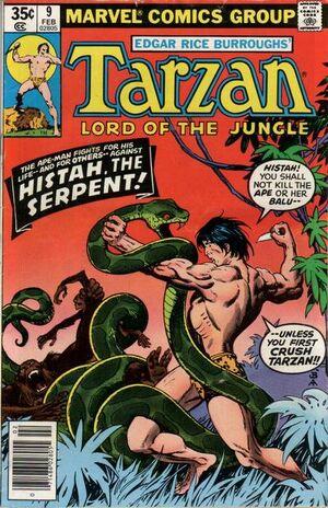 Tarzan Vol 1 9