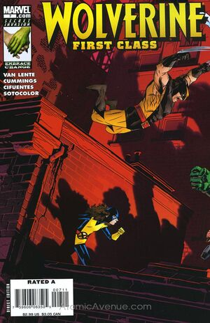 Wolverine First Class Vol 1 7