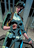 Maria Hill (Earth-616) from Secret Avengers Vol 3 2 001