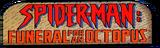 Spider-Man Funeral for an Octopus Vol 1 Logo