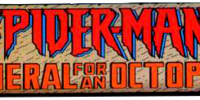 Spider-Man: Funeral for an Octopus Vol 1