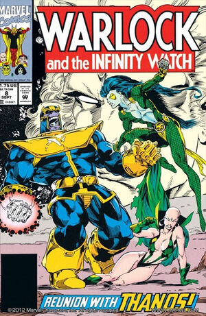 Warlock and the Infinity Watch Vol 1 8