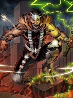 Gorgon Petragon (Earth-616) from Marvel War of Heroes