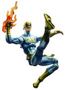 Daniel Rand (Earth-616) from Marvel Universe (Toys) Series 4 Wave XVIII 0001