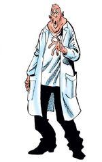 Jerold Morgan (Earth-616) from Defenders Strange Heroes Vol 1 1 001