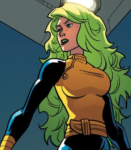 File:Lorna Dane (Earth-92131) from X-Men '92 Vol 2 7 001.jpg