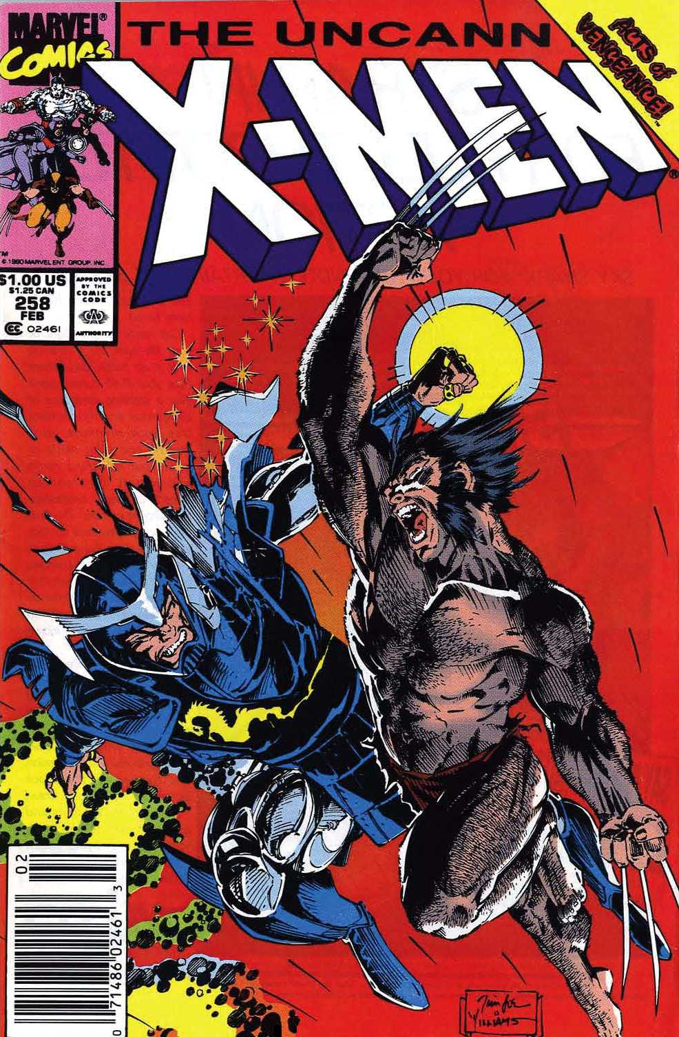 258 Best Tarot As A Way Of Knowing Images On Pinterest: Uncanny X-Men Vol 1 258