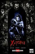X-Force Vol 3 25 Variant