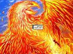 Phoenix Force (Earth-616) from X-Men Phoenix Warsong Vol 1 4 0001