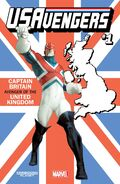 U.S.Avengers Vol 1 1 Forbidden Planet Exclusive United Kingdom Variant