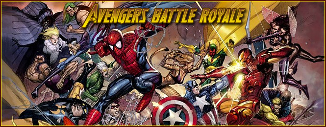 User blog JoePlay The Avengers Battle Royale