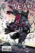 Venom Vol 1 150 Kubert Variant