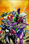 Avengers The Children's Crusade - Young Avengers Vol 1 1 Textless
