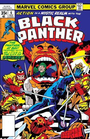 Black Panther Vol 1 6