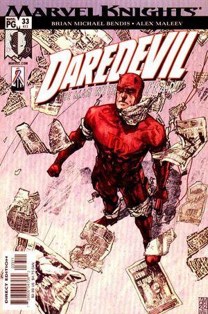 Daredevil Vol 2 33