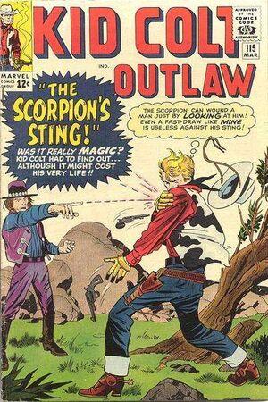 Kid Colt Outlaw Vol 1 115