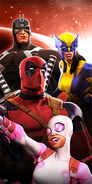 Marvel Contest of Champions Gwenpool Agent of C.A.B.L.E. Chapter 2