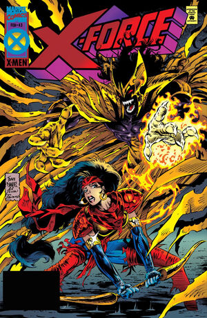 X-Force Vol 1 43
