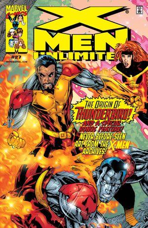 X-Men Unlimited Vol 1 27