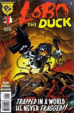 Lobo the Duck Vol 1 1