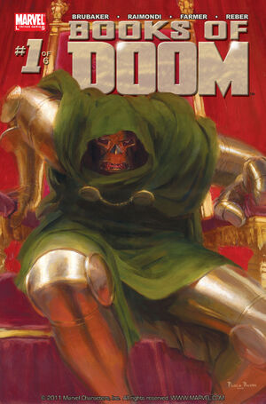 Books of Doom Vol 1 1