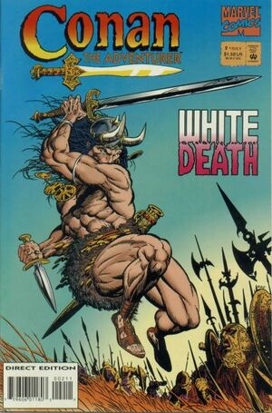 Conan the Adventurer Vol 1 2