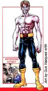 Hector Rendoza (Earth-616) from X-Men Earth's Mutant Heroes Vol 1 1