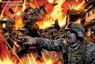 United States Army (Earth-616) from Battle Scars Vol 1 1