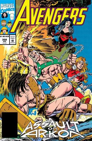 Avengers Vol 1 358