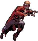 Peter Quill (Earth-616) from Guardians of the Galaxy Vol 3 17 cover