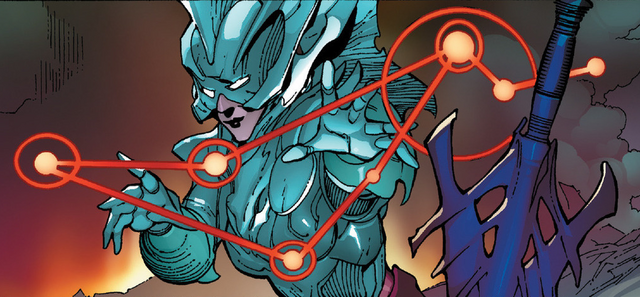 File:Summoner (Inhuman Centaurian) (Earth-616) from Monsters Unleashed Vol 2 3 001.png
