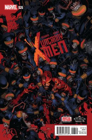 Uncanny X-Men Vol 3 26